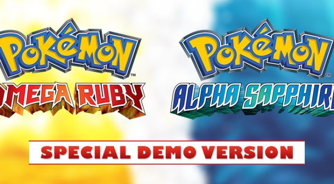 Hands On Impressions of the Omega Ruby/Alpha Sapphire Demo