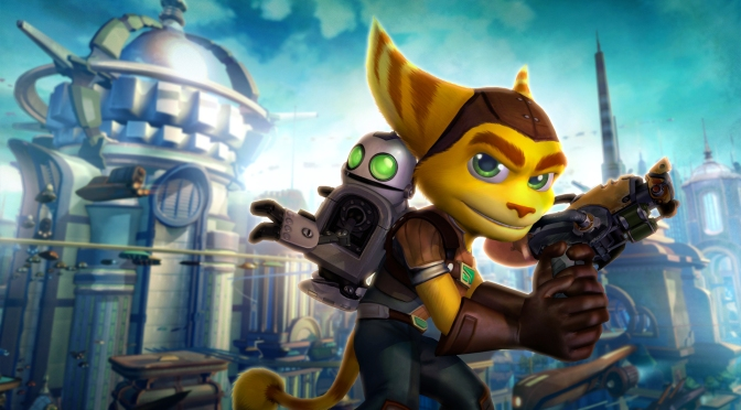 New Ratchet & Clank Story Trailer