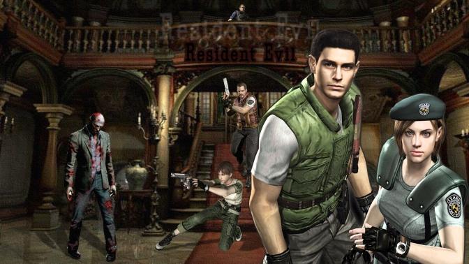 Retro Review: Resident Evil