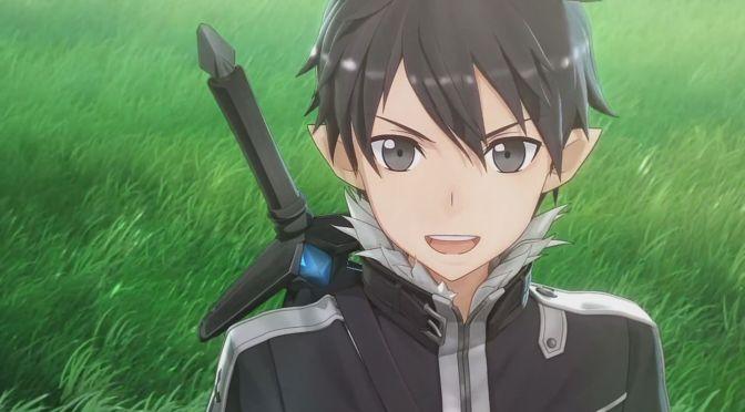 New Sword Art Online Game Coming in 2015