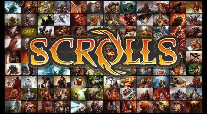 Mojang's New Title 'Scrolls' to be Released In November