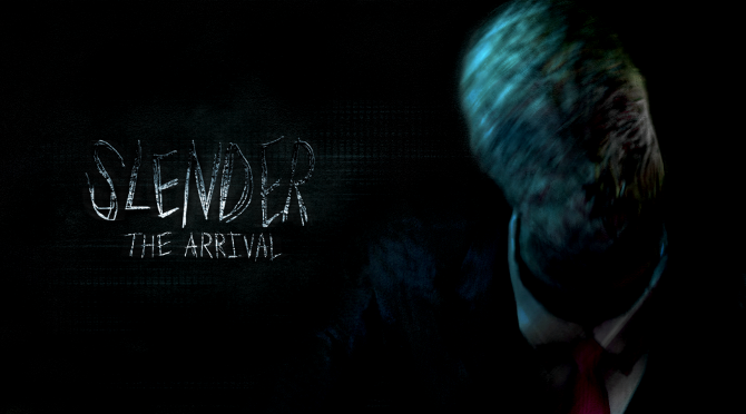 Slender: The Arrival Teleporting to Current Gen