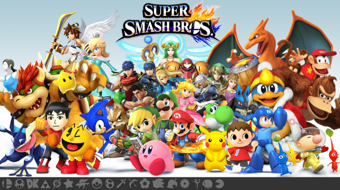 Nintendo Direct with a Massive Amount of Wii U Smash Details