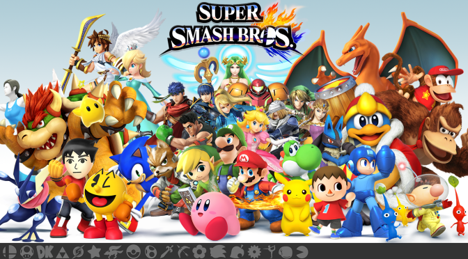 "Club Nintendo has Released a ""Super Smash Bros. 3 Poster Set"""