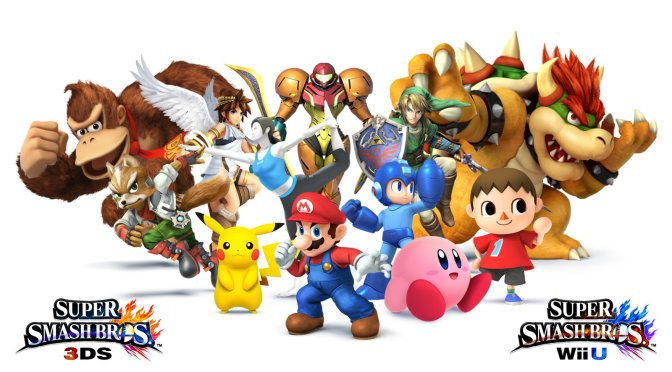 Nintendo Direct for Super Smash Bros for Wii U Coming This Week