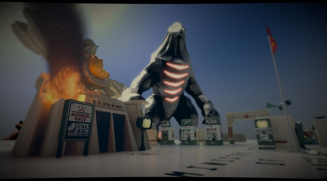 New Gameplay Trailer for The Tomorrow Children