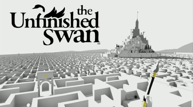 The Unfinished Swan PS4 And Vita Release Date