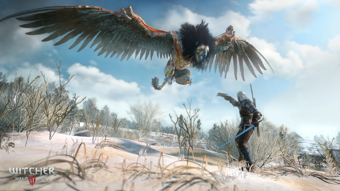 Where's Our Review For The Witcher 3?