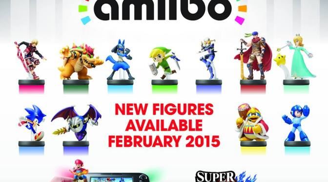Eleven New Amiibos Announced!