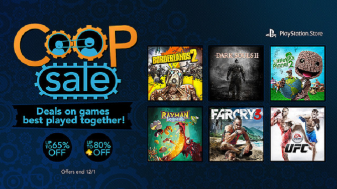 Grab a Friend and Save with PlayStation Store's Co-op Sale