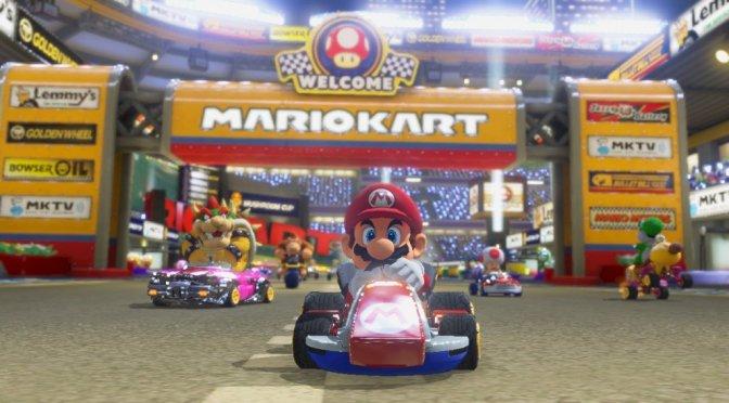 Mario Kart 8 DLC Dated