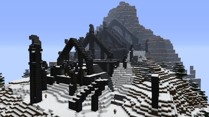PlayStation's Minecraft-Skyrim DLC is Incoming!