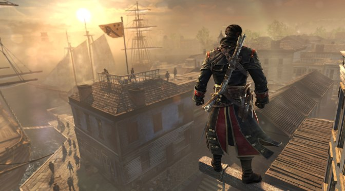 Assassin's Creed Rogue Launch Trailer Released