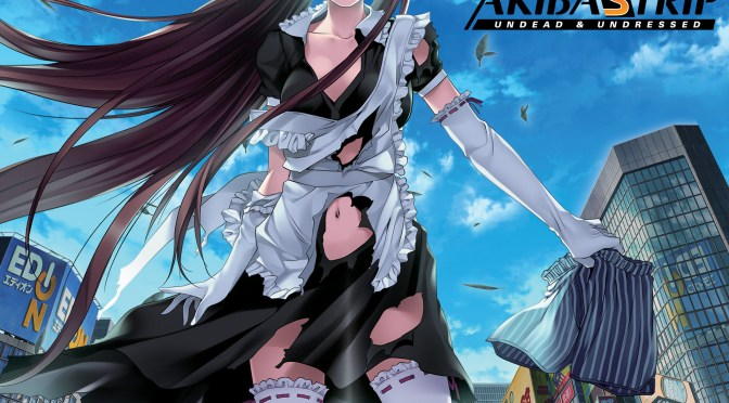 Akiba's Trip Undead and Undressed Coming to PS4