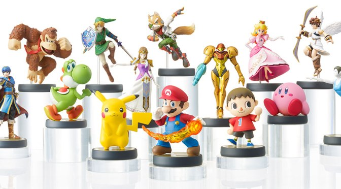 The Legend of Zelda Wii U and Star Fox Wii U Will Have Amiibo Support