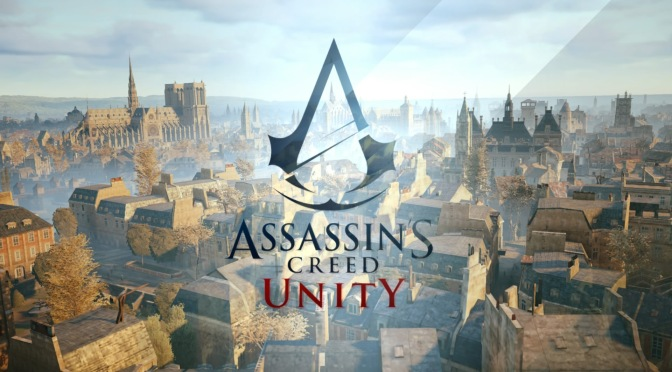 Ubisoft working on Assassins Creed Unity Menu Crashing