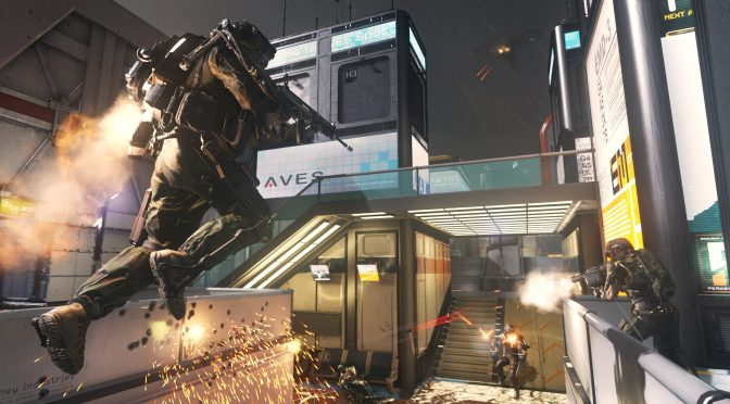 Zombies Confirmed for Call of Duty Advanced Warfare