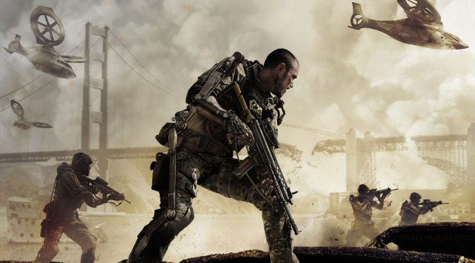 UPDATED: PS4 Share Play Not Supported in Advanced Warfare