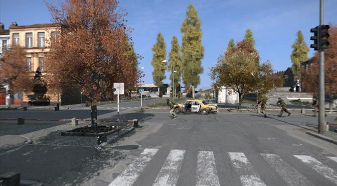 Bohemia Interactive Announces DayZ Retail release in 2016