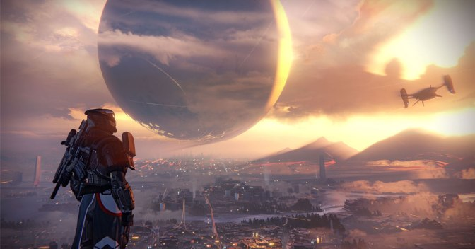 Leak for Destiny: The Taken King Expansion