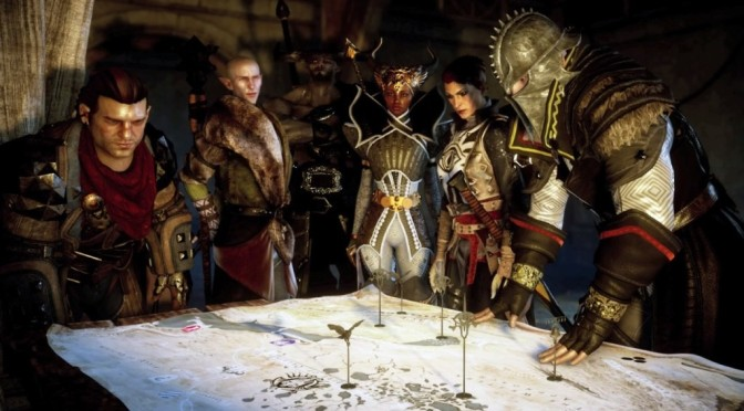 What Class Should You Play In Dragon Age: Inquisition?