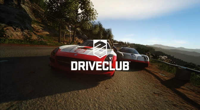 A Drive Through Penalty for Driveclub