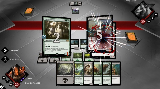 Duals of the Planeswalker 2015 is Out on Xbox One