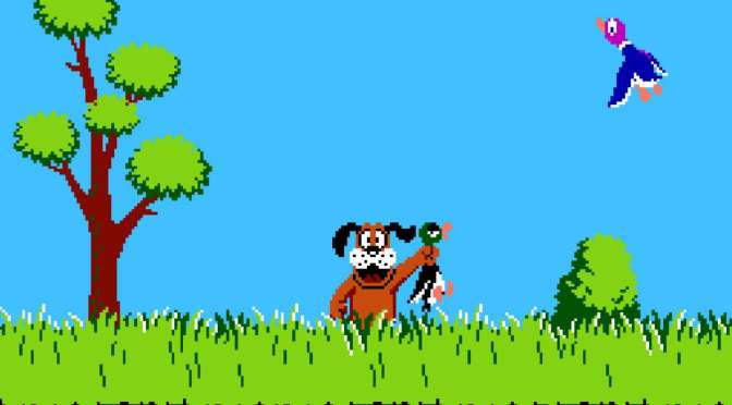 Duck Hunt Coming To Wii U Virtual Console
