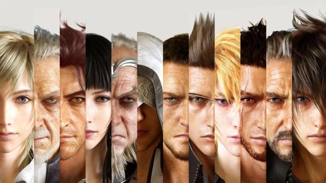 Final Fantasy XV Tech Demo Footage Released