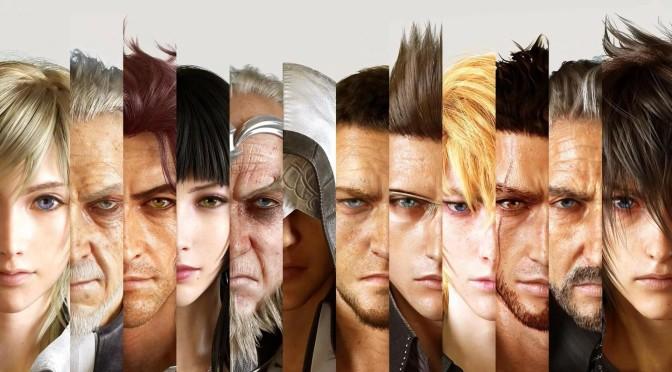 Final Fantasy XV News Round-Up