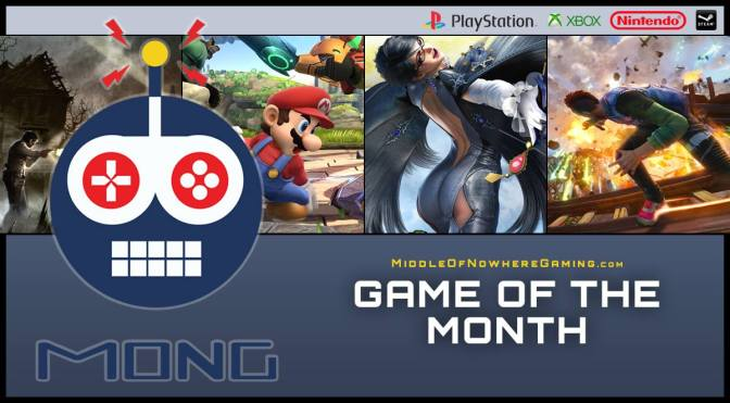 MONG Game of the Month – October 2014