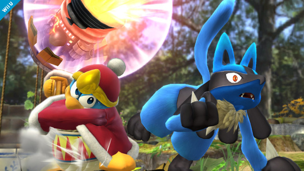Lucario Amiibo Becomes a Store Exclusive