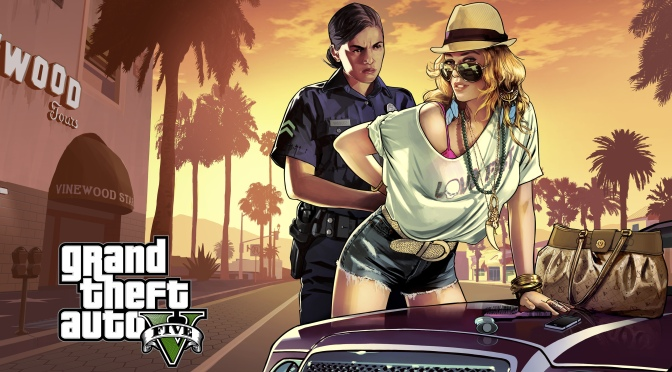 GTA V PS4 Bundle Leaked