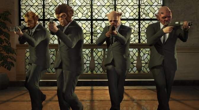 "A Year Later, Heists Coming ""Soon"" to Grand Theft Auto Online"