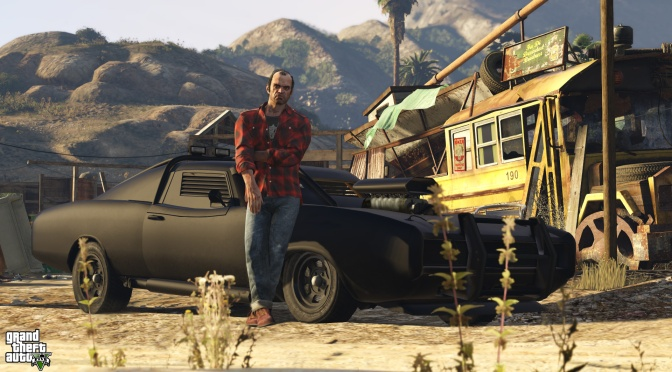 Grand Theft Auto V on PS4 and XB1 will be 1080p and 30fps