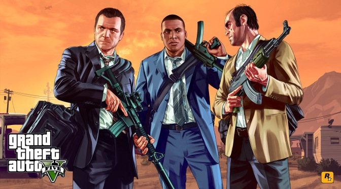 Grand Theft Auto V PS3 To PS4 Comparison