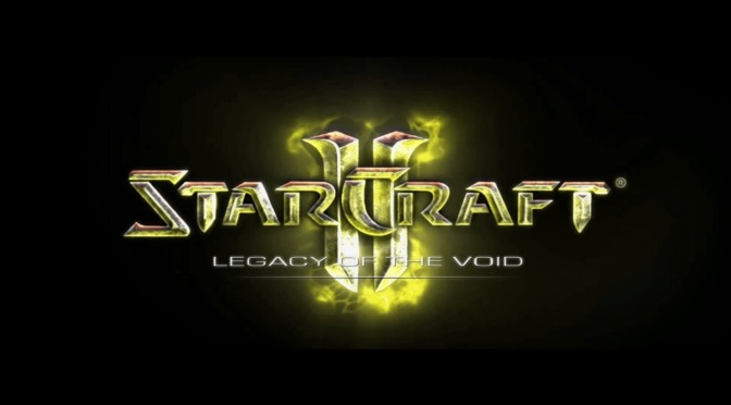 SC2: Legacy of the Void Updates and Content Revealed at Blizzcon