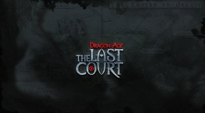 Failbetter Games Announces Dragon Age: The Last Court