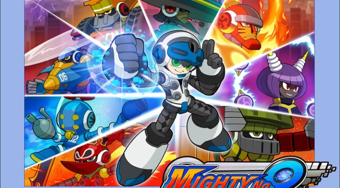 Mighty No. 9 Update
