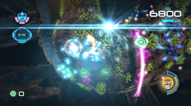 Nano Assault NEO-X Launching onto PlayStation 4