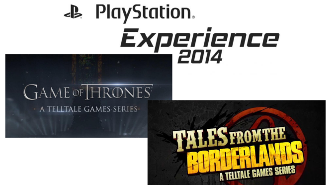 Telltale's Two Big Upcomers Playable at PlayStation Experience