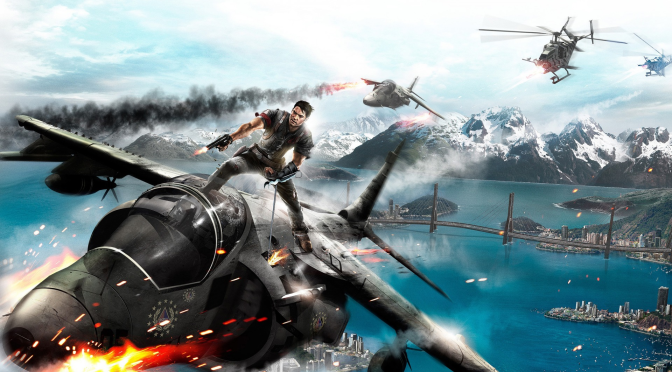 No Microtransactions in Just Cause 3