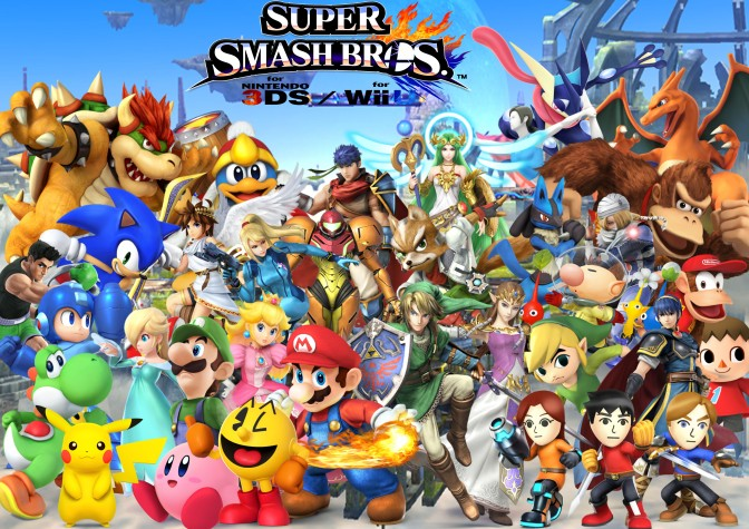 Super Smash Bros. For Wii U Sells Over 490,000 Copies