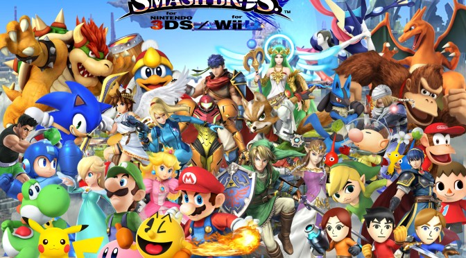 Super Smash Bros. Sells Big on 3DS