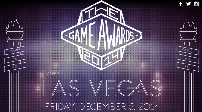 VGAs Out, The Game Awards 2014 In