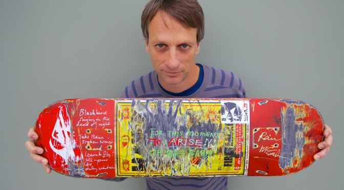 Tony Hawk announces new games