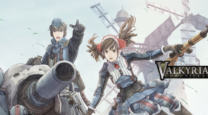 Valkyria Chronicles Beats Strong Competition in Steam Debut
