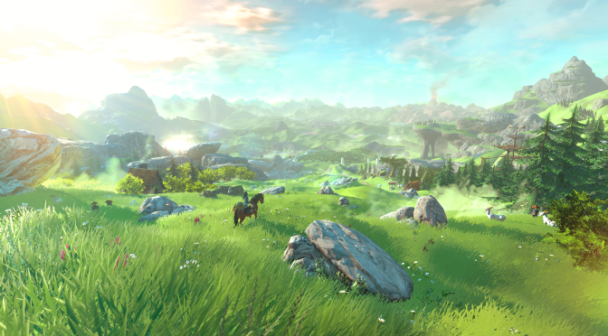 The Legend of Zelda for Wii U Has Been Delayed