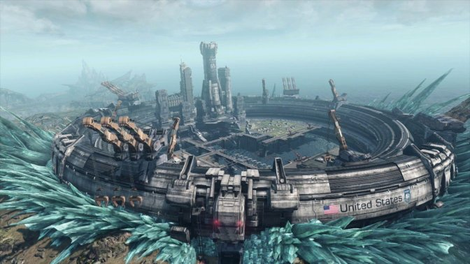 New Concept Art and Character for Xenoblade Chronicles X