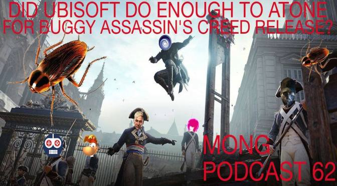 Did Ubisoft Do Enough to Atone for Buggy Assassin's Creed Release?